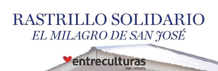 Rastrillo solidario de Entreculturas 2020