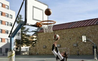 Baloncesto. 3º a 6º de Primaria