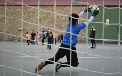 Escuela de fútbol sala. 1º y 2º Primaria