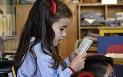 ¡Qué diver es leer! Infantil