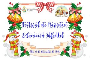 Festival infantil de Navidad