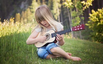 Guitarra. 4º a 6º Primaria