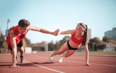 Atletismo. Secundaria