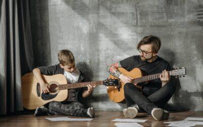 Guitarra. Secundaria