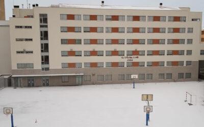 Inicio del trimestre con nieve