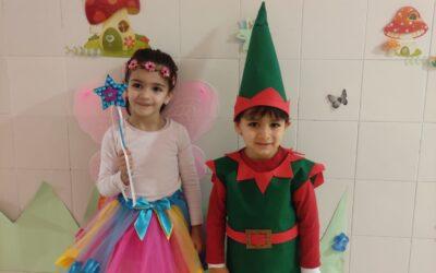 Carnavales en Infantil