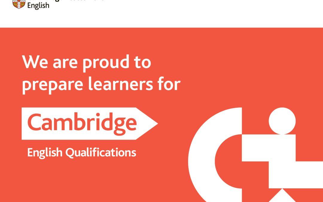 Cambio de fecha de los exámenes de Cambridge