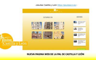 Nueva página web de la PA de Castilla y León