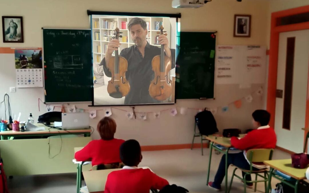 Aprendemos los instrumentos musicales entrevistando a músicos profesionales