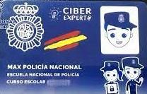 Nuevos policías Ciberexpert@s en el cole