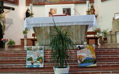 Eucaristía de bienvenida